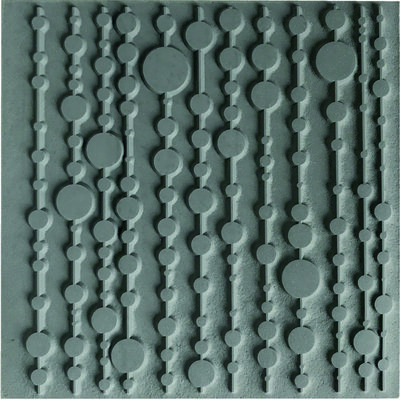 Cernit Texture Mat Pop Curtain