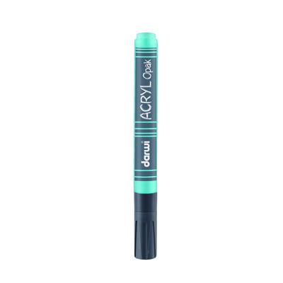 Acryl Opak Marker 3mm Turquoise Green