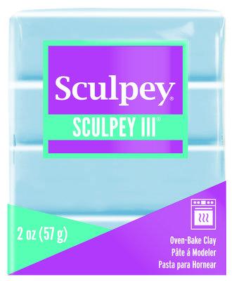 Sculpey III -- Sky Blue