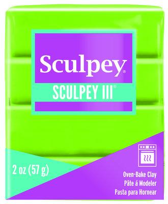 Sculpey III -- Granny Smith