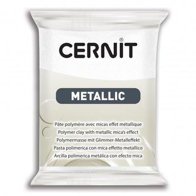 Cernit Metallic, 56gr - Nacre 085
