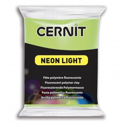 Cernit Neon Light, 56gr - Groen 600
