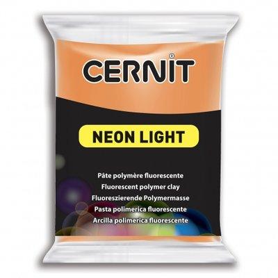 Cernit Neon Light, 56gr - Oranje 752