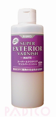 Super Exterior Varnish Matte