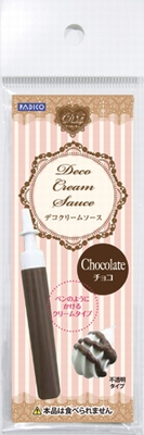 Deco Cream Sauce Chocolate