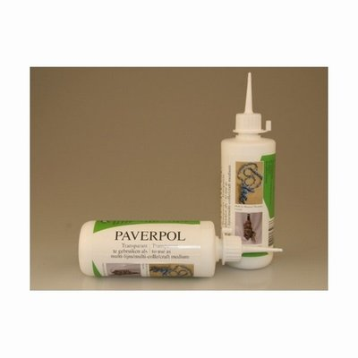 Paverpol    transparant  250 ml.
