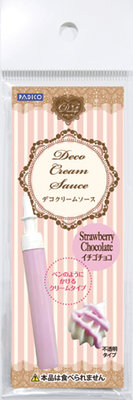 Deco Cream Sauce Strawberry