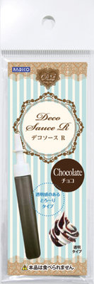 Deco Sauce R Chocolate