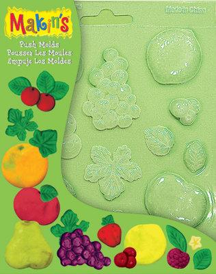 Pushmold Fruits