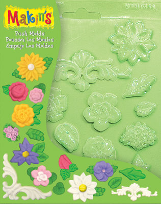 Pushmold Floral