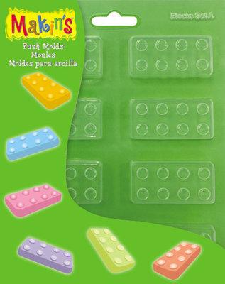 Pushmold Block Set A