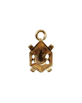 Setting for Jewel Mold Mini Hexagon D