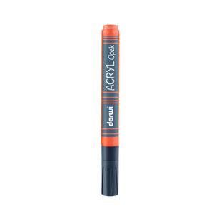 Acryl Opak Marker 3mm Orange