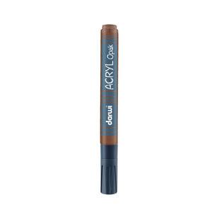 Acryl Opak Marker 3mm Cocoa
