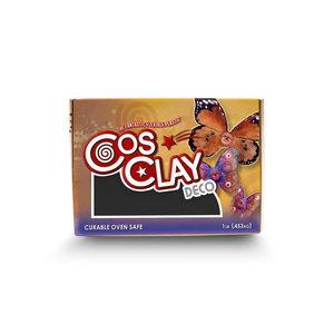 Cosclay Deco Black [Case 24 pcs]